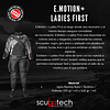 E.MOTION + LADIES FIRST