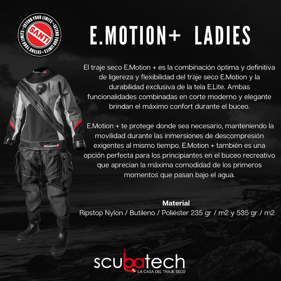 E.MOTION +  |  Mujer