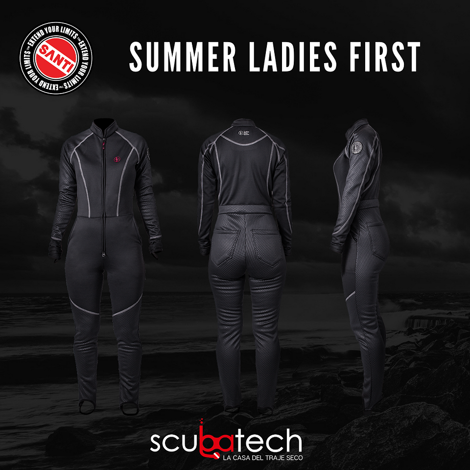 SUMMER |  LADIES FIRST