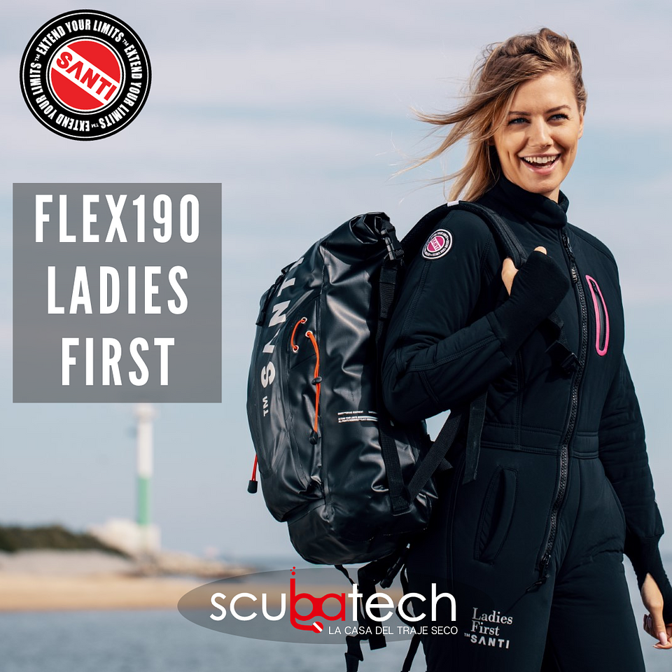FLEX 190 | LADIES FIRST