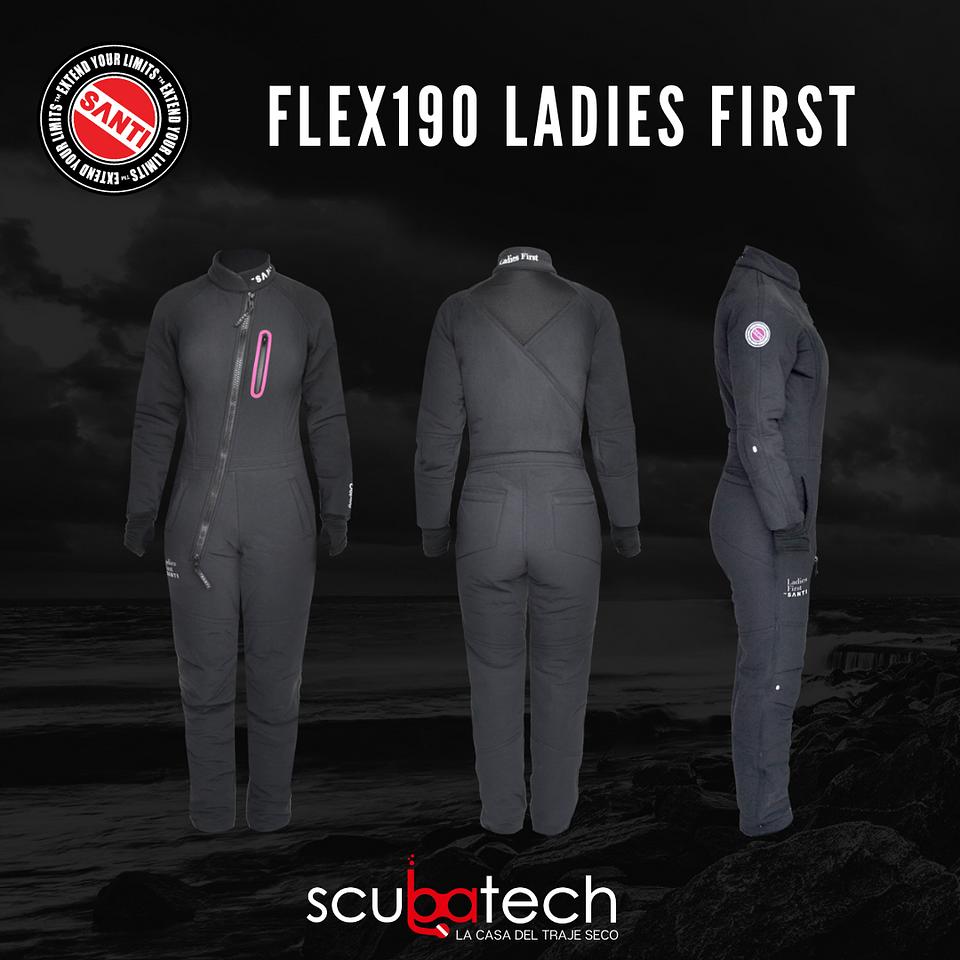 FLEX 190   LADIES FIRST