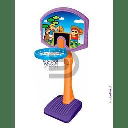 Juego Baloncesto Con Pelota