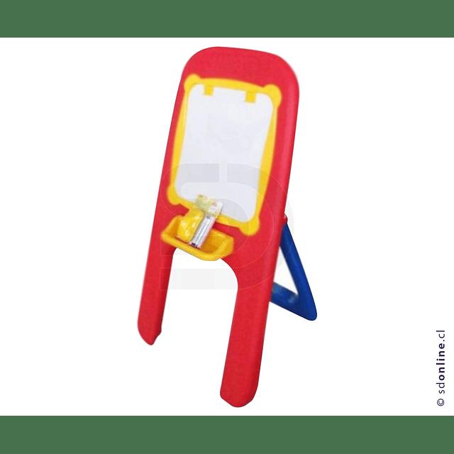 Pizarra Magnética De Dibujo Con Pie