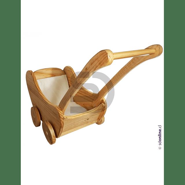 Coche Artesanal Para Muñeca