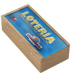 Lotería Tablas De Multiplicar Hasta El 50