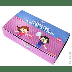 Naipe Reforzando El Lenguaje Matematico Vol 2