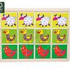 Puzzle Animales Divertidos