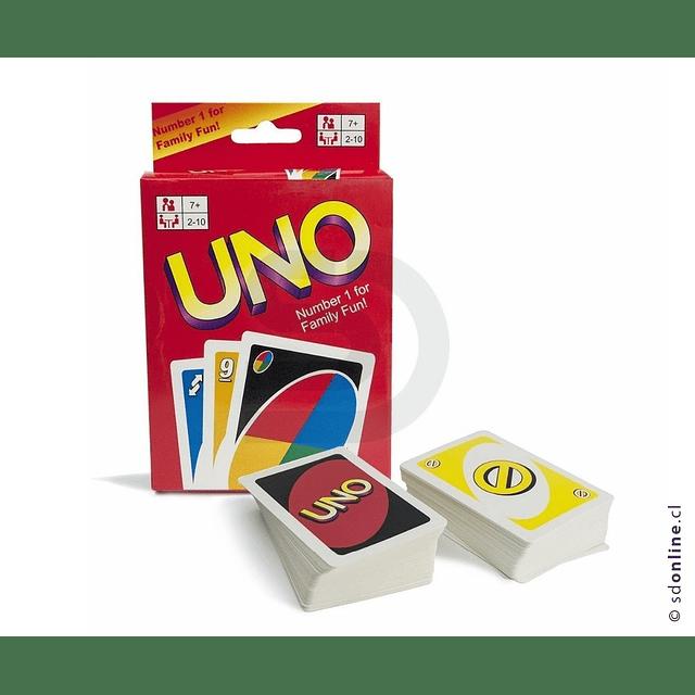 Naipe Uno
