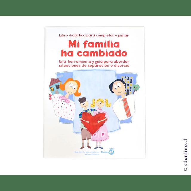 Libro Mi Familia Ha Cambiado