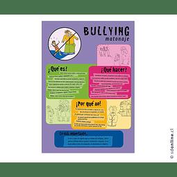 Afiche Anti Bullying