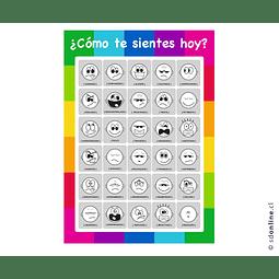 Afiche Emociones