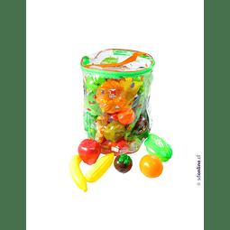 Frutas Y Verduras 48Pza