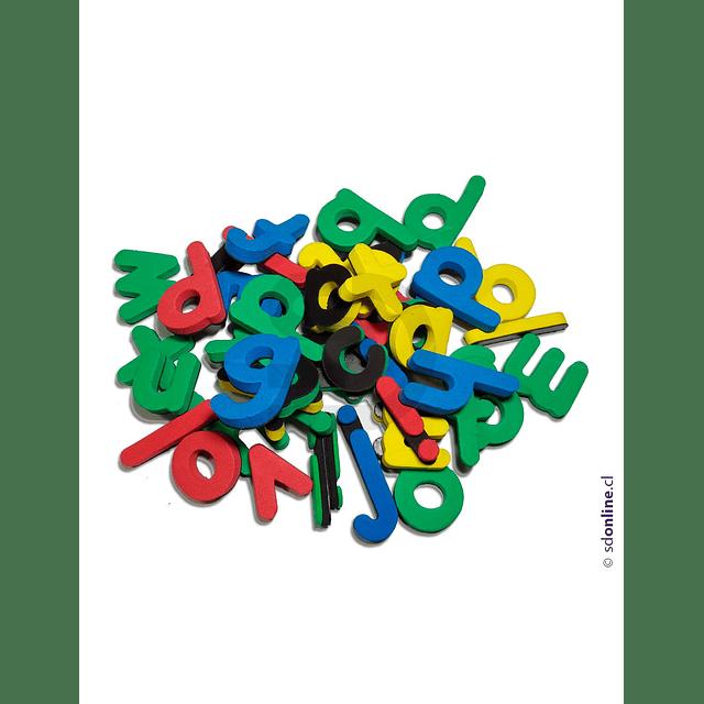 Set Letras Magnéticas 130 Pza