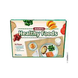 Mi Menú De Alimentos Sanos