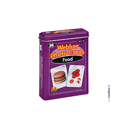 Naipe De Alimentos 54 Cartas