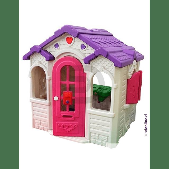 Casa Muñeca Corazón
