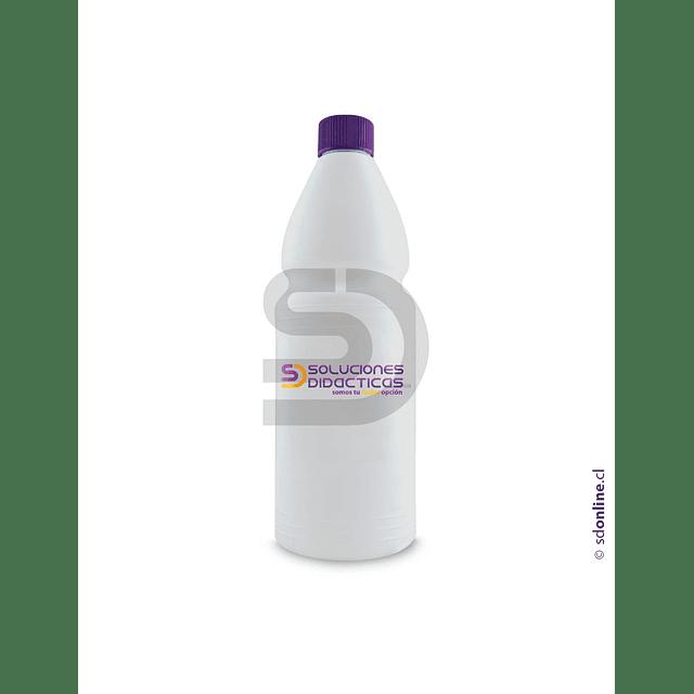 Alcohol Etilico (Etanol) 96/98% 1L
