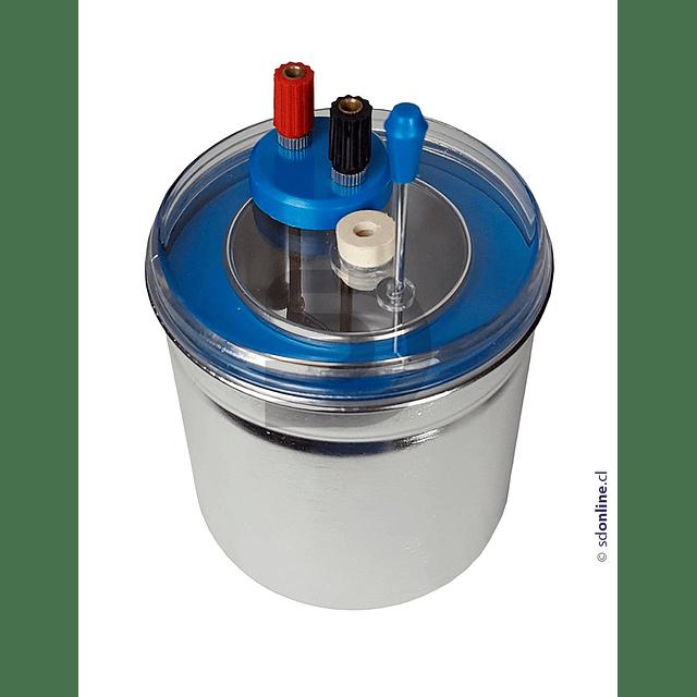 Calorimetro Electrico Doble Pared