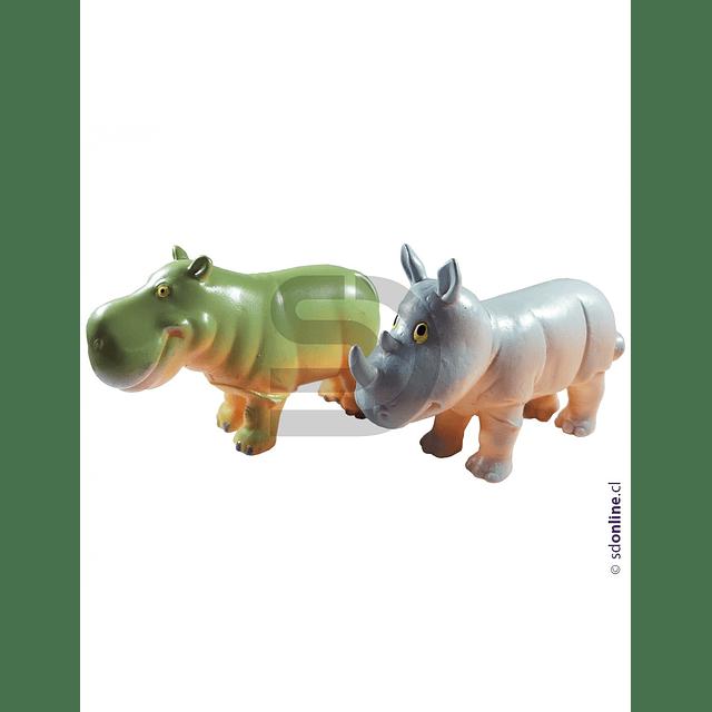 Animales De La Selva  Blandos