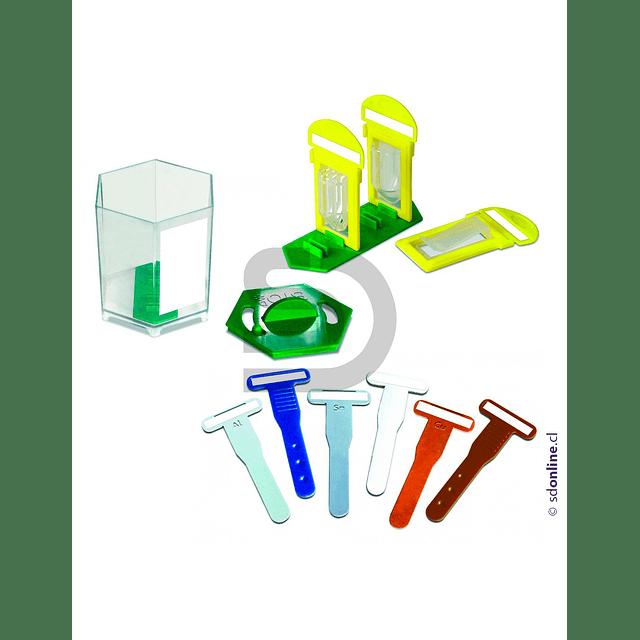 Celdas Para Observación De Biodegradables