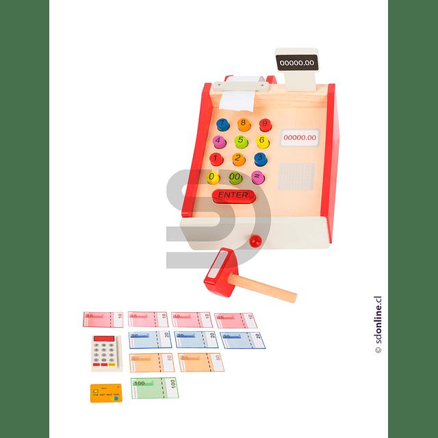 Caja Registradora De Lujo