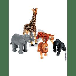 Animales De La Jungla Gigantes