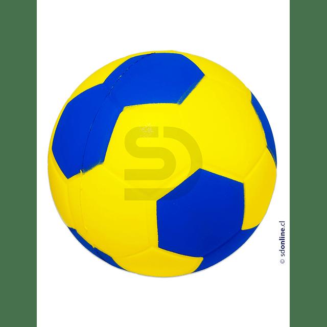 Balon Esponja Blanco O Color 15Cm