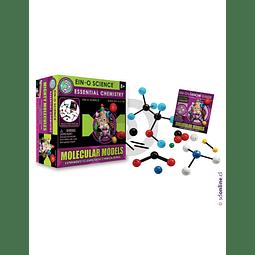 Kit De Construcción Molécula Átomo 250Pza