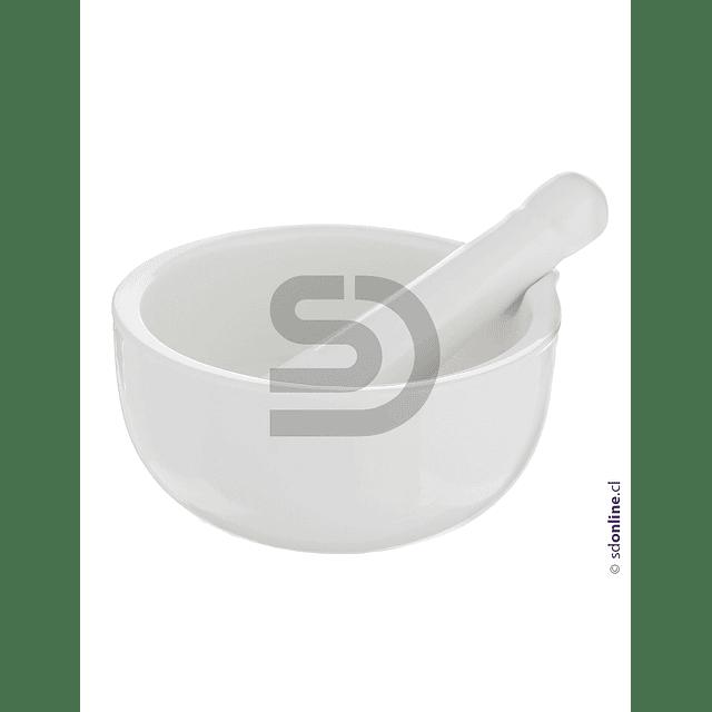 Mortero De Porcelana 130Mm 350Ml