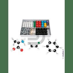 Modelo Molecular Pvc 116Pza
