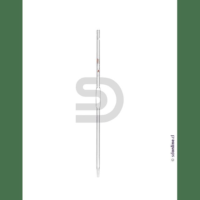 Pipeta Volumetrica Clase A 25Ml