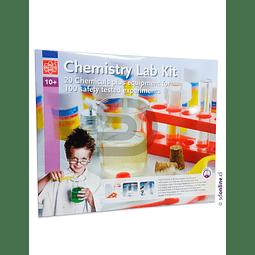 Laboratorio Escolar 100 Experimentos De Química