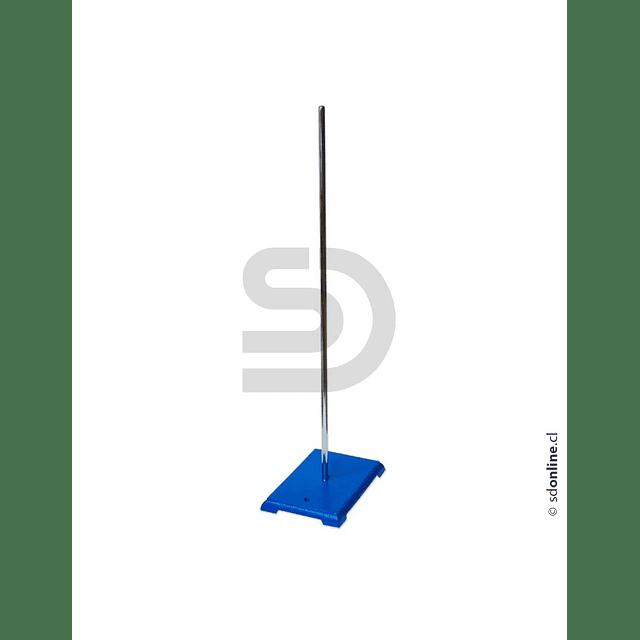 Soporte Universal Base Rectangular 20X12X65Cm