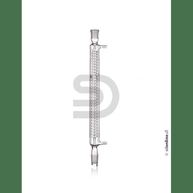 Serpentin Destilación Aleman Esmeril 29/32 -300Mm