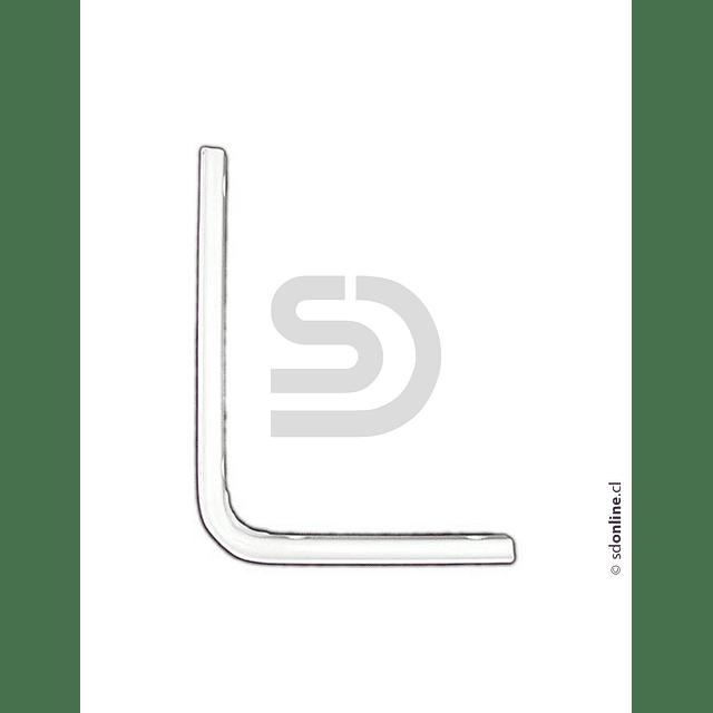 Tubo Conexión Tipo L