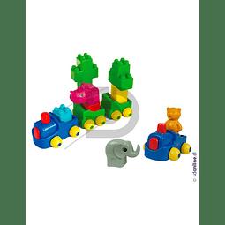 Mi Primer Lego Con Animales 24Pza