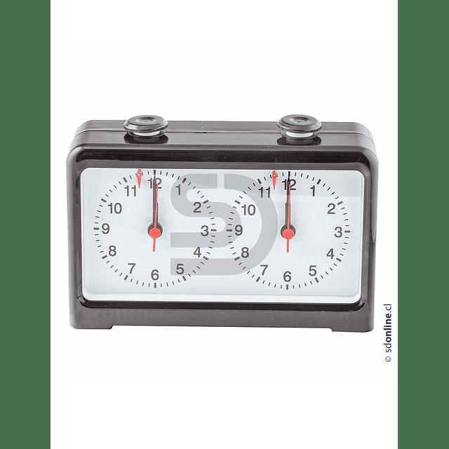 Reloj Ajedrez Análogo