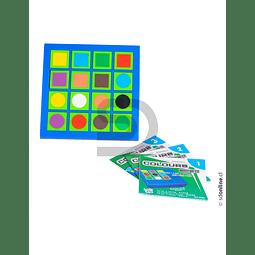 Juego Logica Colores Y Formas
