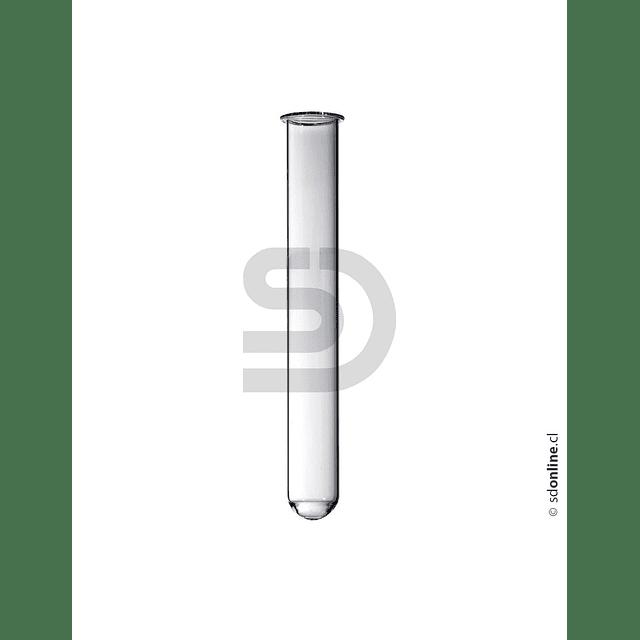 Tubo De Ensayo Vidrio 20X150Mm