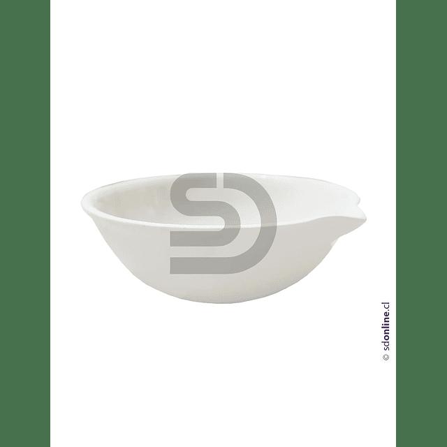 Crisol Porcelana Silv Con Tapa 20Ml 38X32Cm
