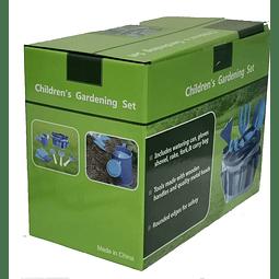 Set De Jardinería Para Niños