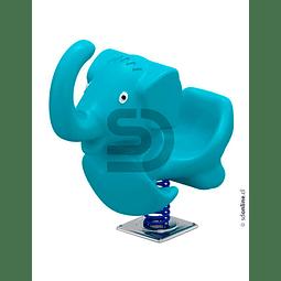 Juego De Resorte Elefante