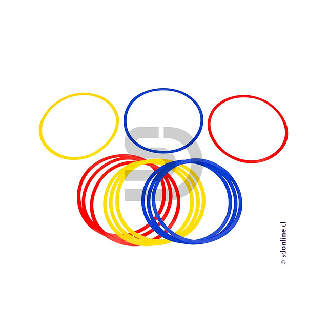Aro Gimnasia Olimpico 90Cm Aprox