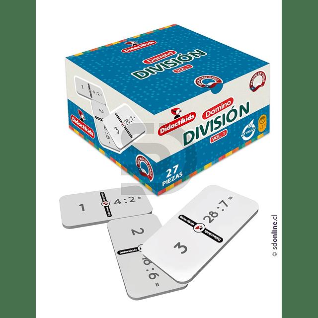 Dominó De Division Vol 1