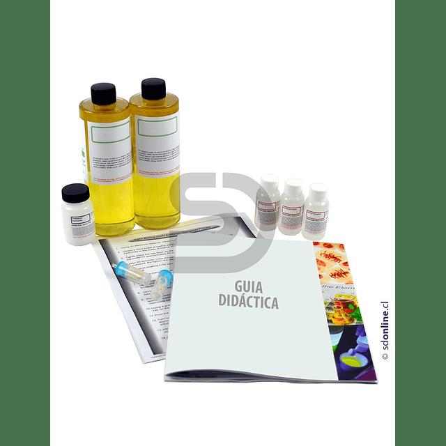 Laboratorio Kit Bio Diesel