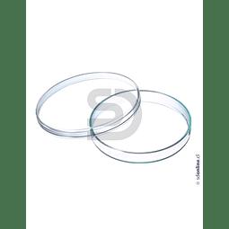 Capsula Petri De Vidrio Alemana 100X15Mm