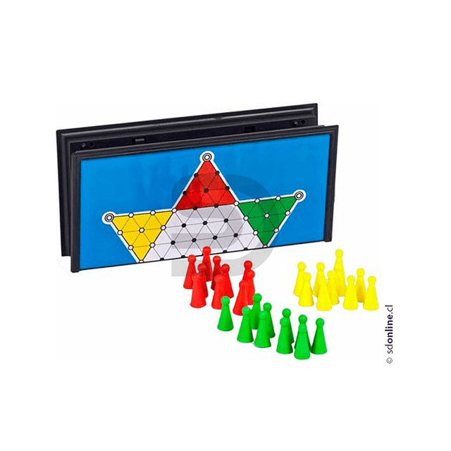Tablero Chino Magnético