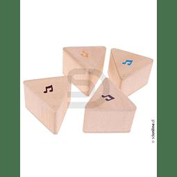 Memorice Triangular De Sonidos