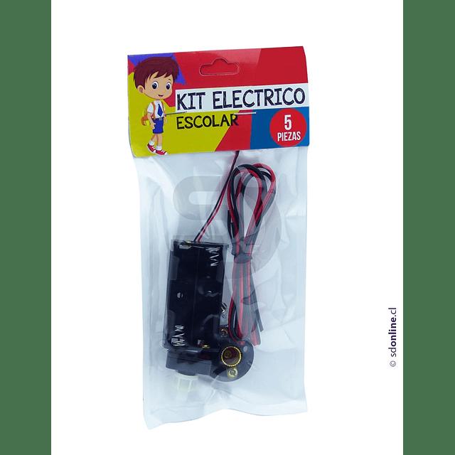 Kit Electrico Escolar 5Pza