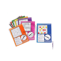 Bingo De Divisiones